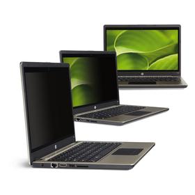 3M Blickschutfilter schwarz für 39,1cm (15,4'') Notebooks Format 16:10
