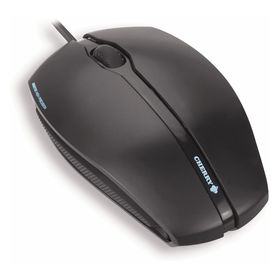 Cherry GENTIX Corded Optical Mouse schwarz optisch 1000dpi USB 3-Tasten
