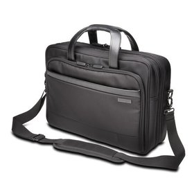 "Kensington Contour 2.0 Executive Briefcase für 35,6cm (14"") Notebooks Polyester schwarz"