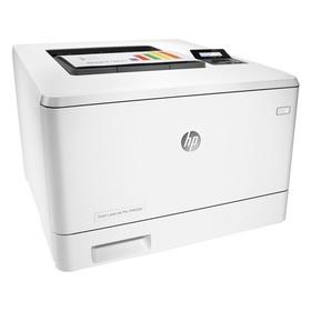 HP Color LaserJet Pro M452dn, A4, Farblaserdruck, 27 ppm s/w, 27 ppm farbig, 600x600dpi