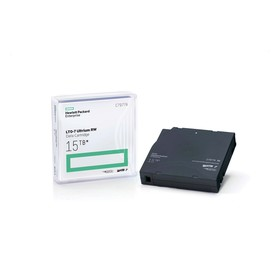 HPE LTO-7 Ultrium 6TB/15TB RW Data Cartridge