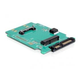 Delock Converter SATA 22 pin > mSATA full size 2.5 HDD form factor