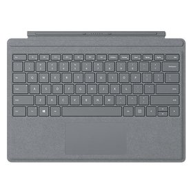 Microsoft Surface Pro (v5) Signature Type Cover platingrau Layout deutsch