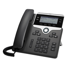 "Cisco IP Telefon 7841 Display 3,5"" PoE schnurgebunden"