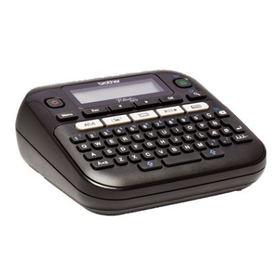 Brother P-touch D210 Desktop Beschriftungsgerät, Thermotransfer, 20mm/Sek., 180dpi