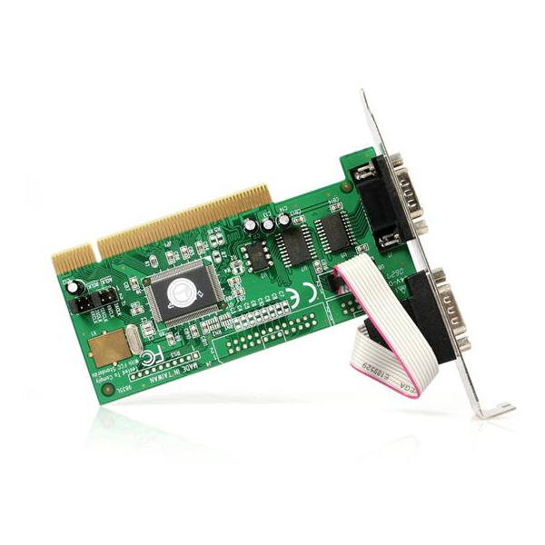 StarTech PCI Schnittstellenkarte Serial RS-232 2 Port